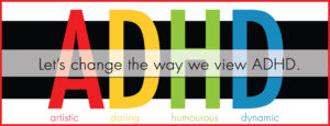 change view of adhd